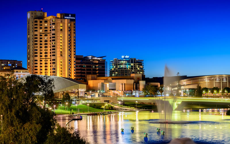 Adelaide Tourism Bookings
