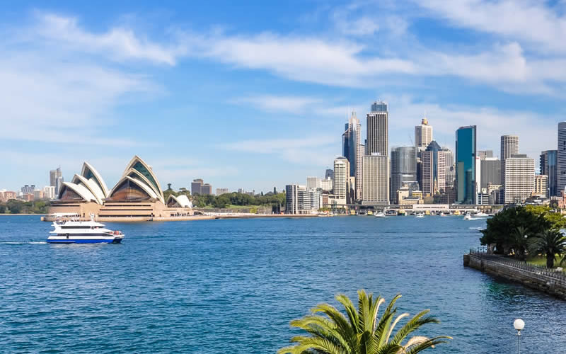 Sydney Tourism Bookings