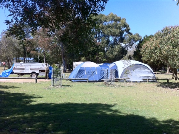 Amity Point Camping Ground - Tourism Bookings