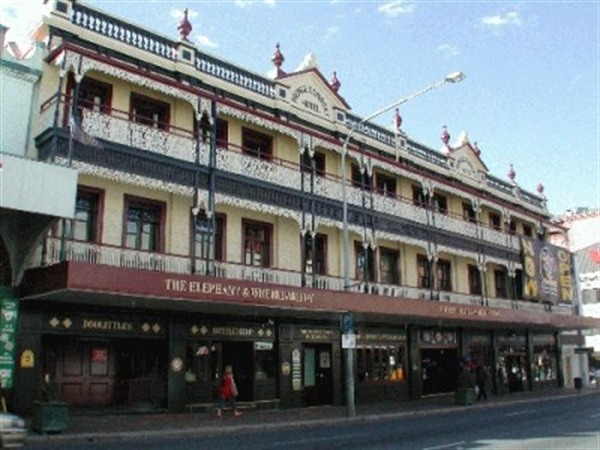 Prince Consort Backpackers - Tourism Bookings
