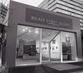 Walker Street Gallery - Tourism Bookings