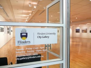 Flinders University City Gallery - Tourism Bookings
