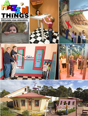 A Maze 'N Things - Tourism Bookings