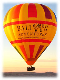 Balloon Adventures Barossa Valley - Tourism Bookings