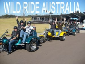 A Wild Ride - Tourism Bookings