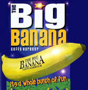 Big Banana - Tourism Bookings