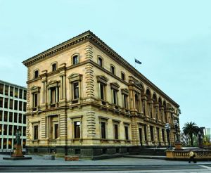 Old Treasury Building - Tourism Bookings