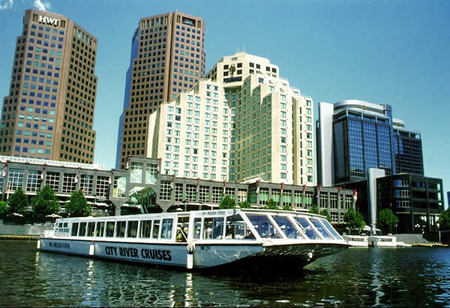 City River Cruises Melbourne - Tourism Bookings
