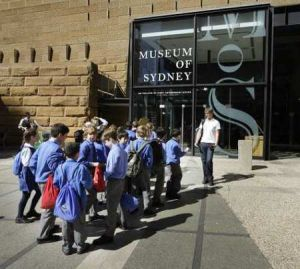 Museum of Sydney - Tourism Bookings