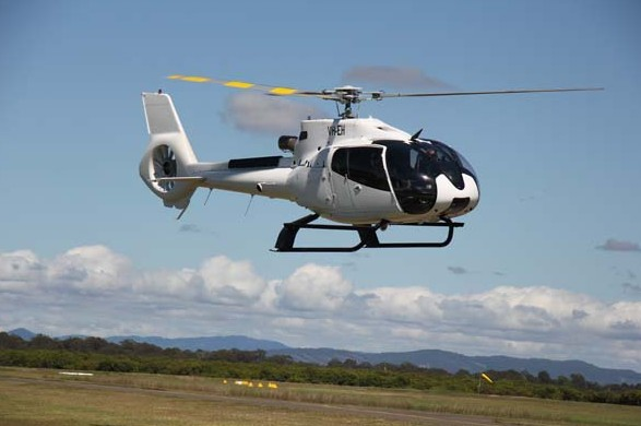 Executive Helicopters - Tourism Bookings