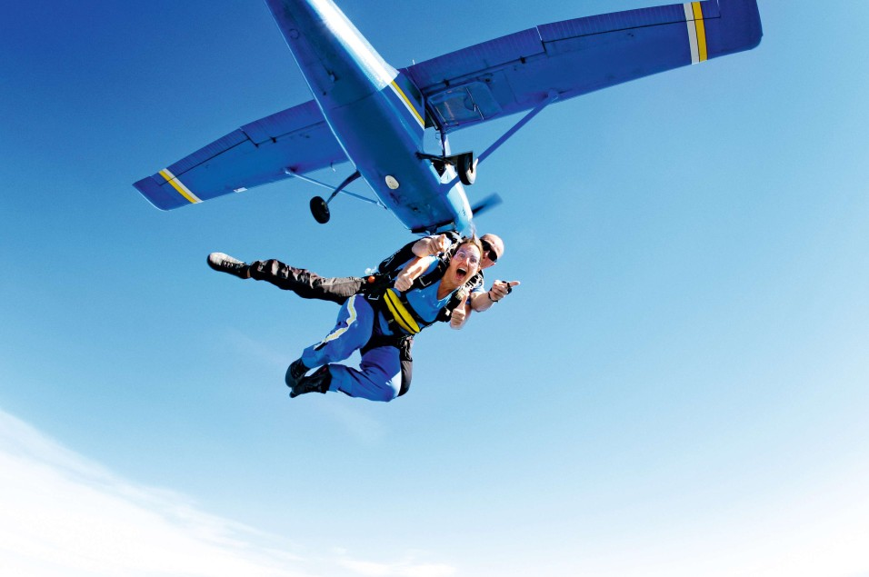 Skydive the Beach and Beyond Yarra Valley - Tourism Bookings