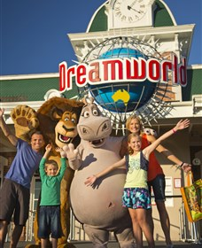 Dreamworld - Tourism Bookings