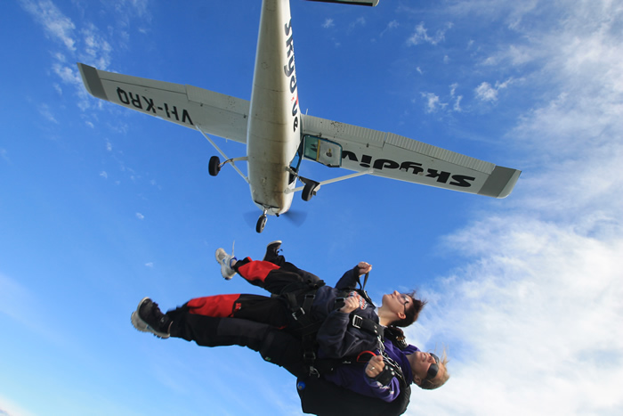 Australian Skydive - Tourism Bookings