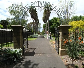 Friends of Geelong Botanic Gardens - Tourism Bookings