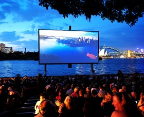 St George Open Air Cinema - Tourism Bookings