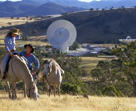 Canberra Deep Space Communication Complex - Tourism Bookings