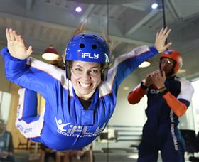 iFly Indoor Skydiving - Tourism Bookings