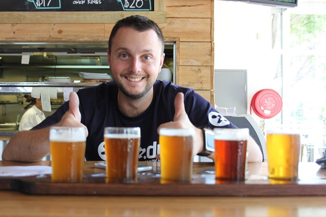 Capital 3in3 - 3 Craft Beer Hotspots in 3 Hours - Tourism Bookings