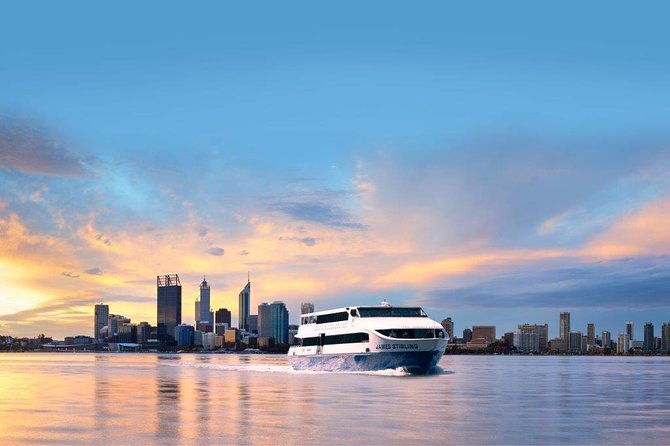 Perth Swan River Dinner Cruise - Tourism Bookings