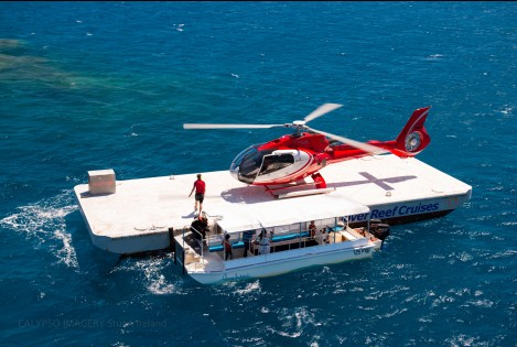 GBR Helicopters - Tourism Bookings