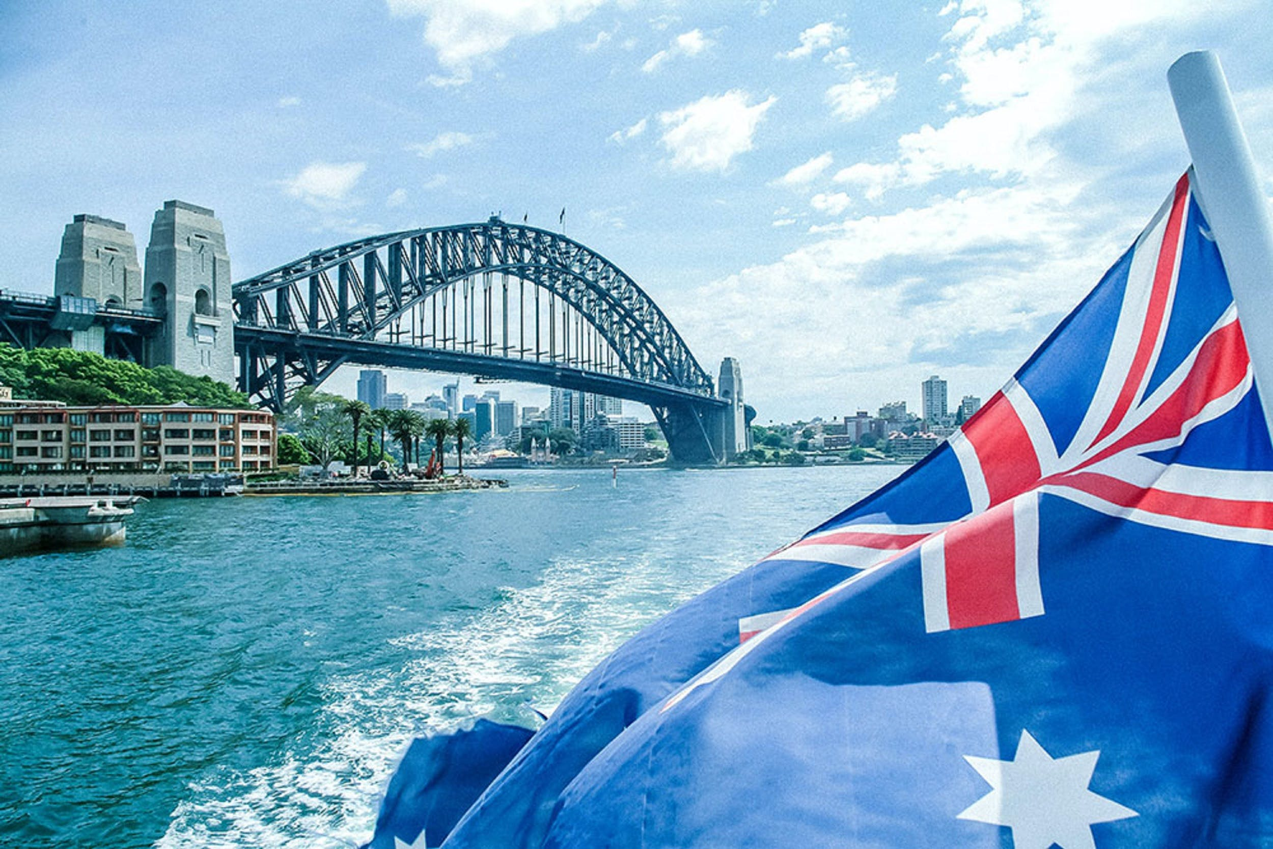 Australia Day Lunch and Dinner Cruises On Sydney Harbour with Sydney Showboats - Tourism Bookings