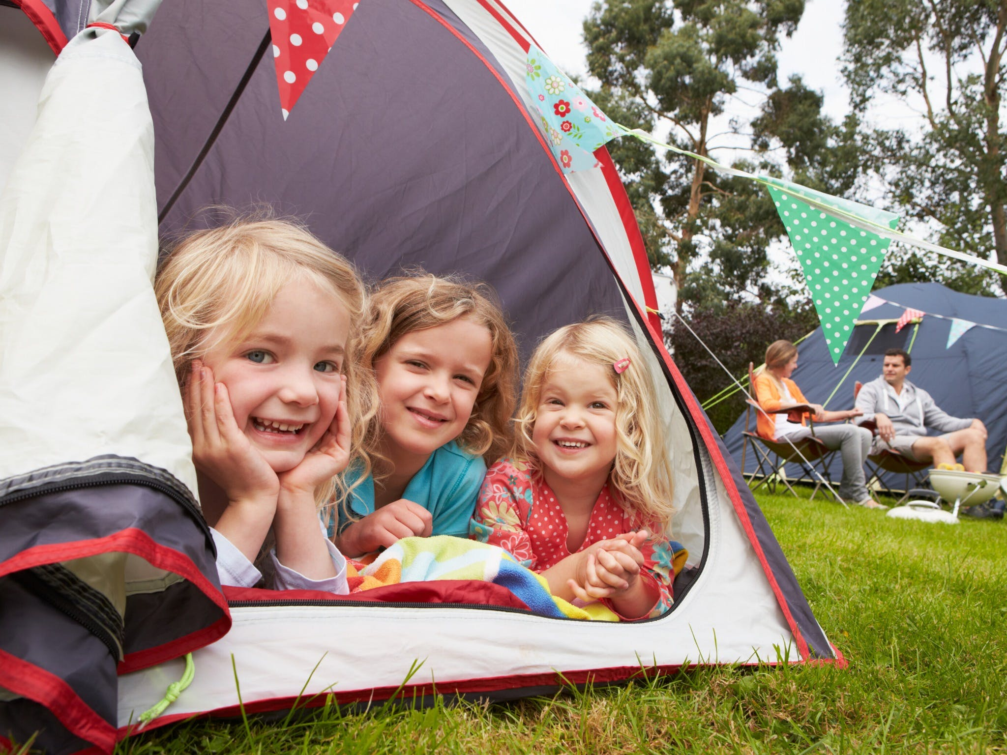 Camp Out In Town - Tourism Bookings