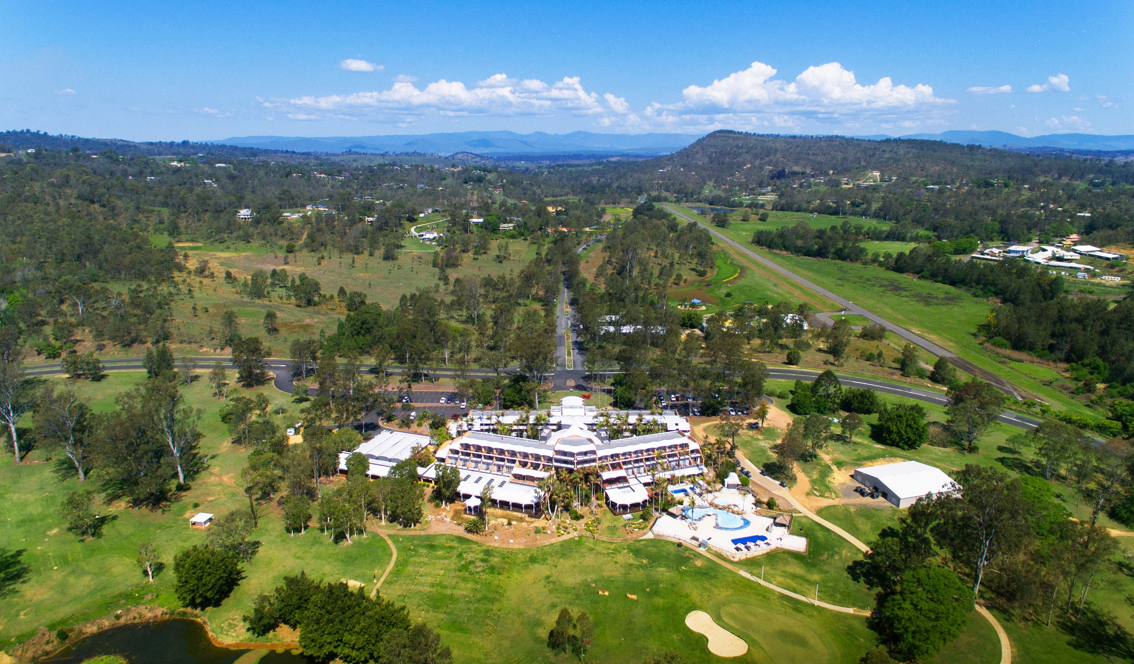 Christmas In July at The Kooralbyn ValleyResort - Tourism Bookings