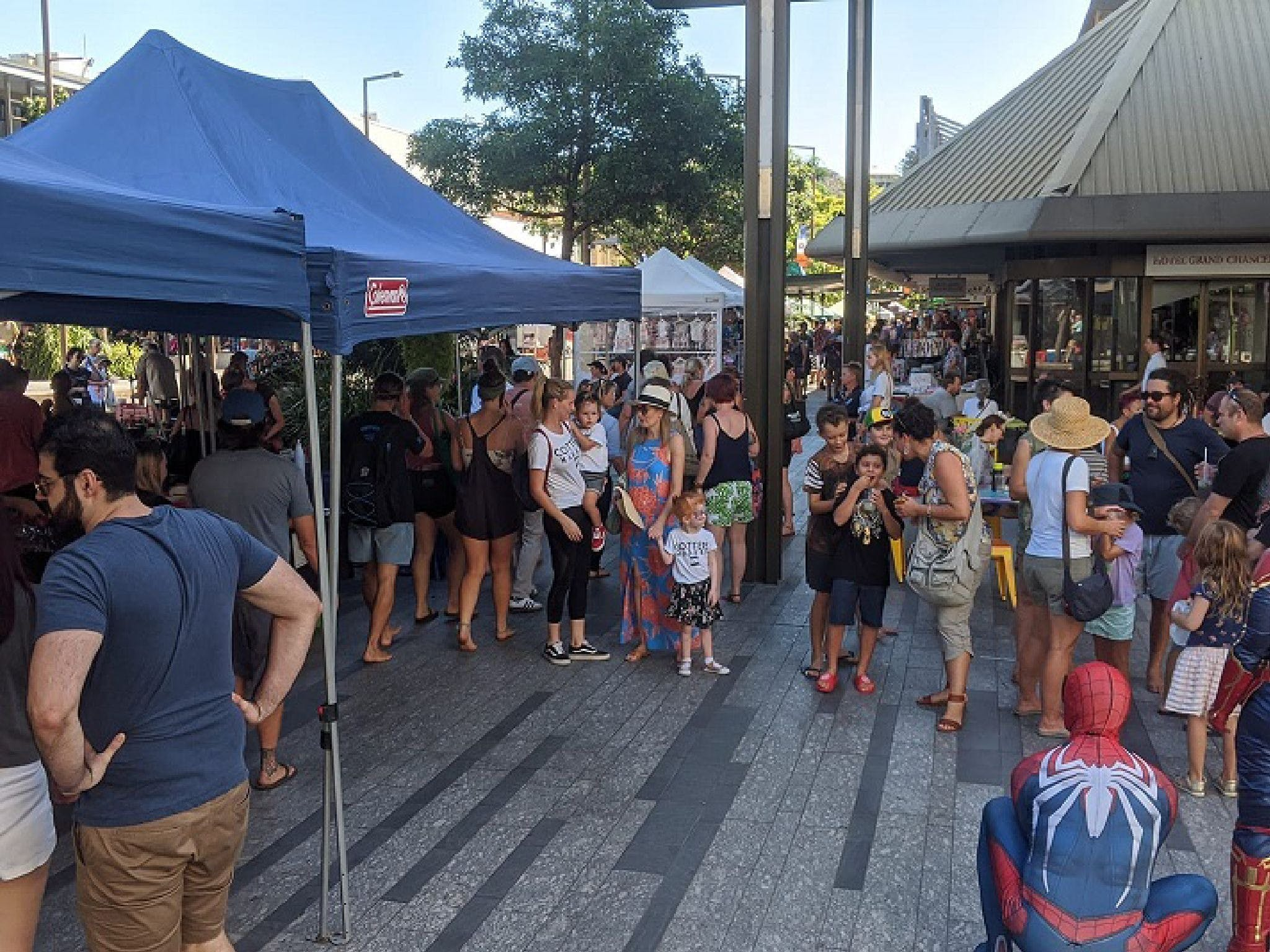 Cotters Market Townsville - Tourism Bookings