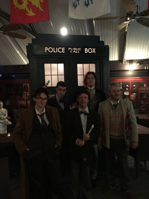 Dr Who Quiz Night - Tourism Bookings