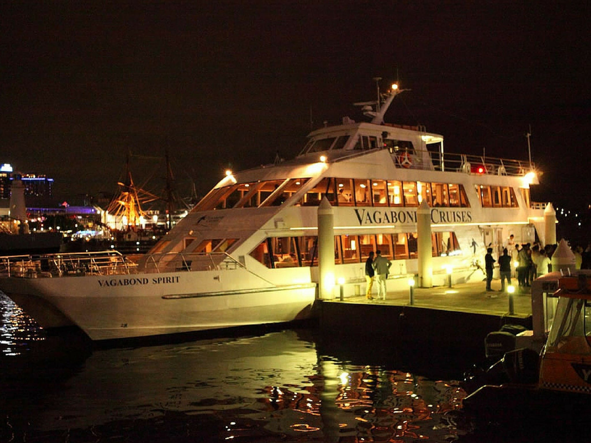 Halloween Party Cruise - Tourism Bookings