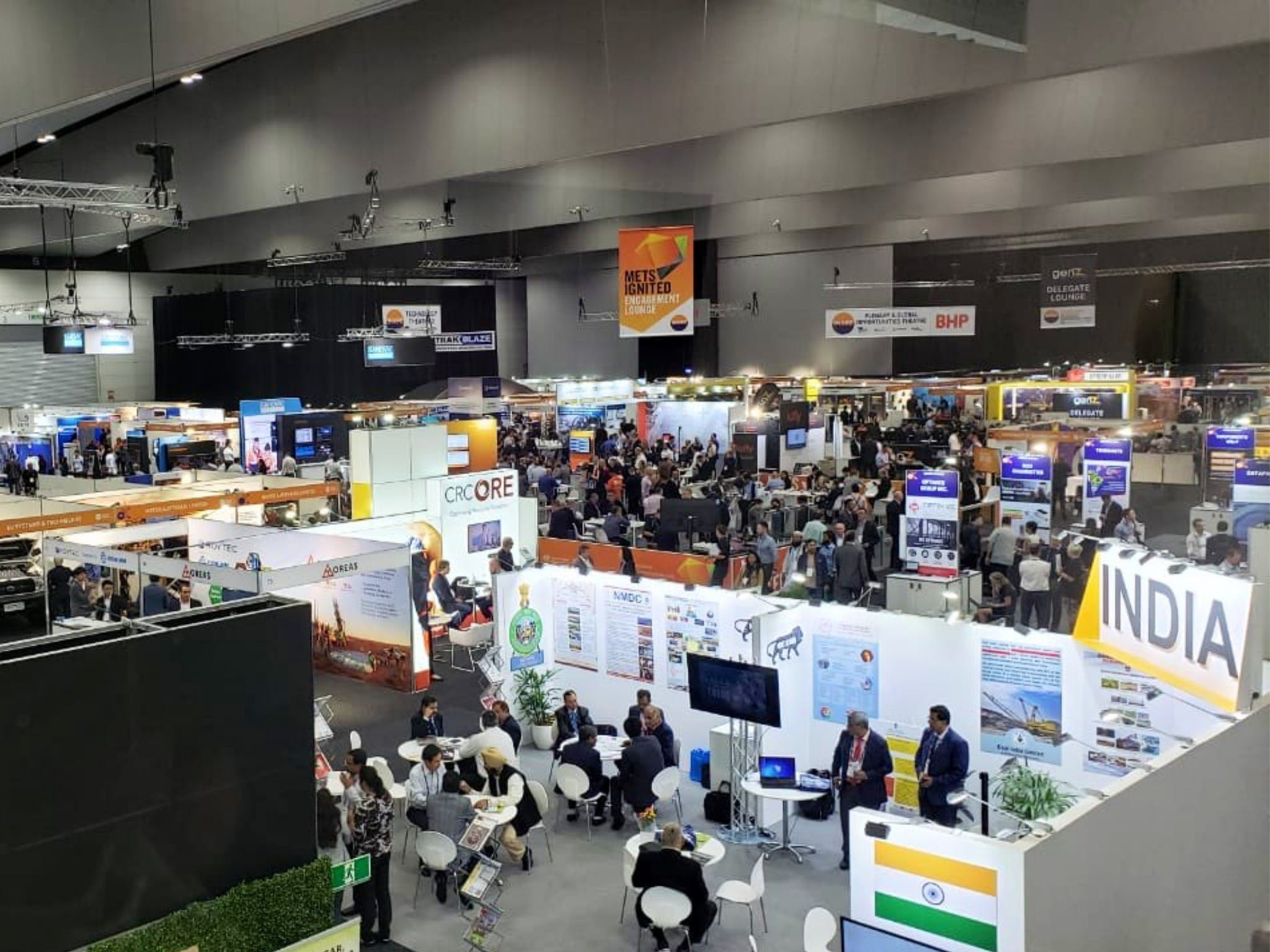 International Mining and Resources Conference IMARC - Tourism Bookings