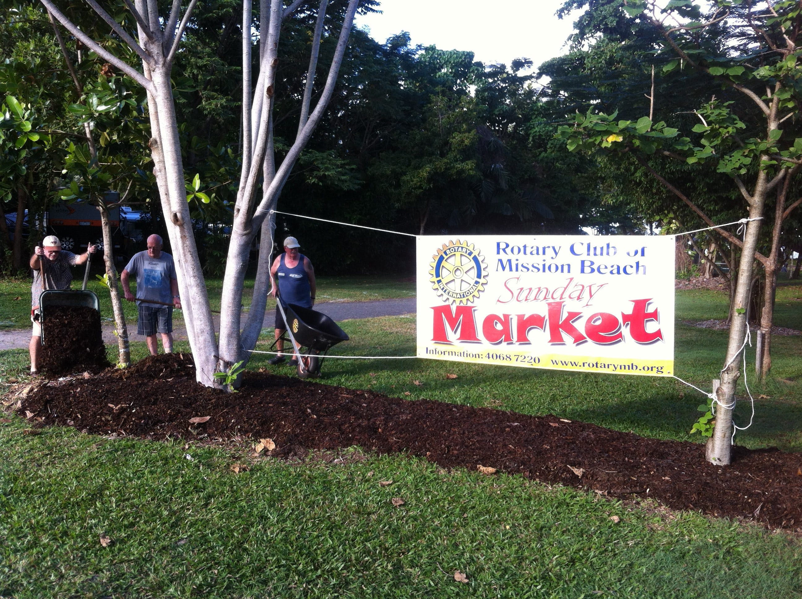Mission Beach Markets - Tourism Bookings