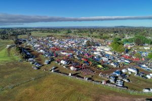 Murrumbateman Field Days - Tourism Bookings