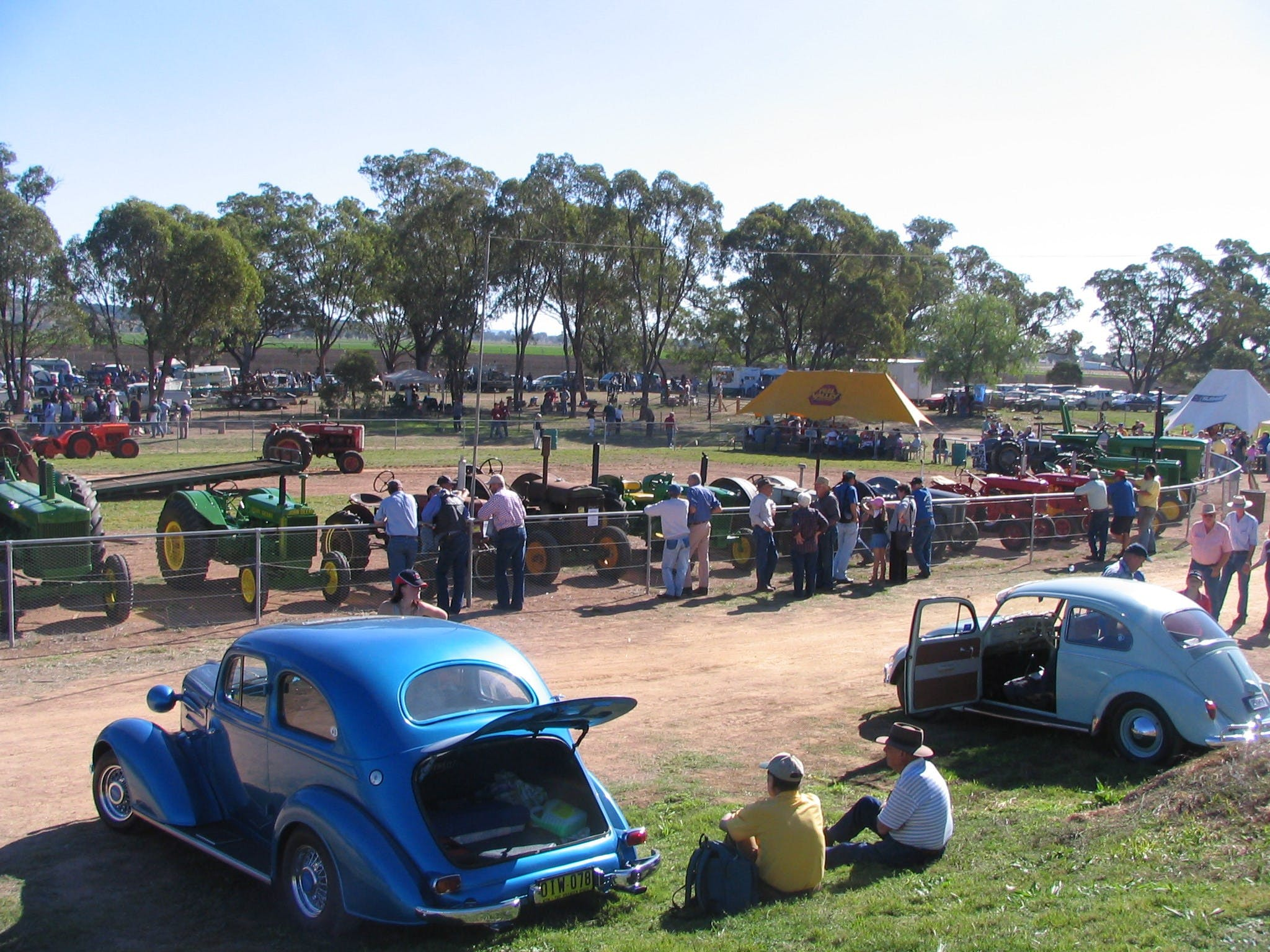 Quirindi Rural Heritage Village - Vintage Machinery and Miniature Railway Rally and Swap Meet - Tourism Bookings