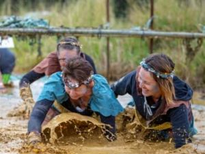 Suck It Up Buttercup Vikings Obstacle Course - Tourism Bookings