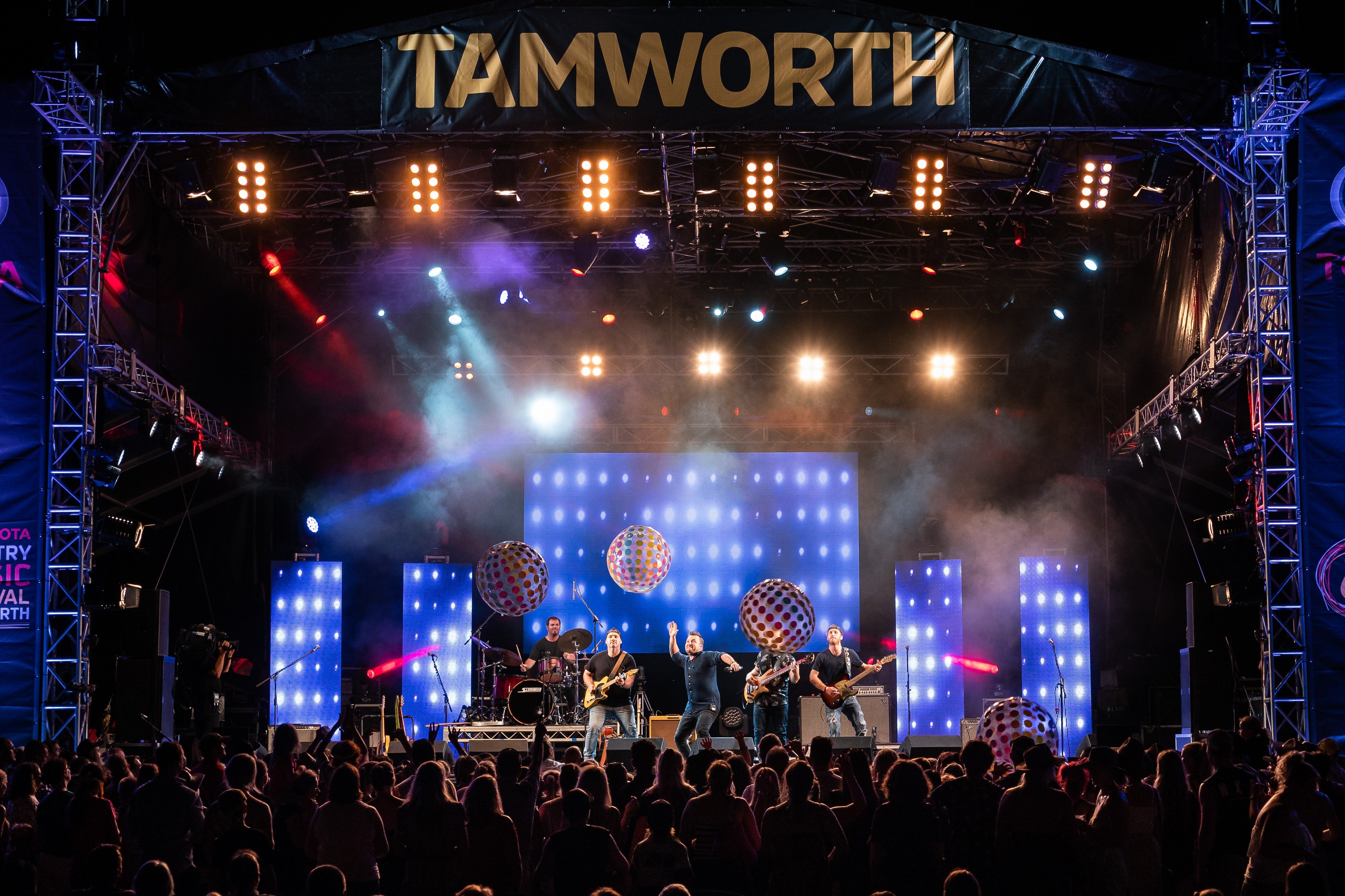 Toyota Country Music Festival Tamworth - Tourism Bookings