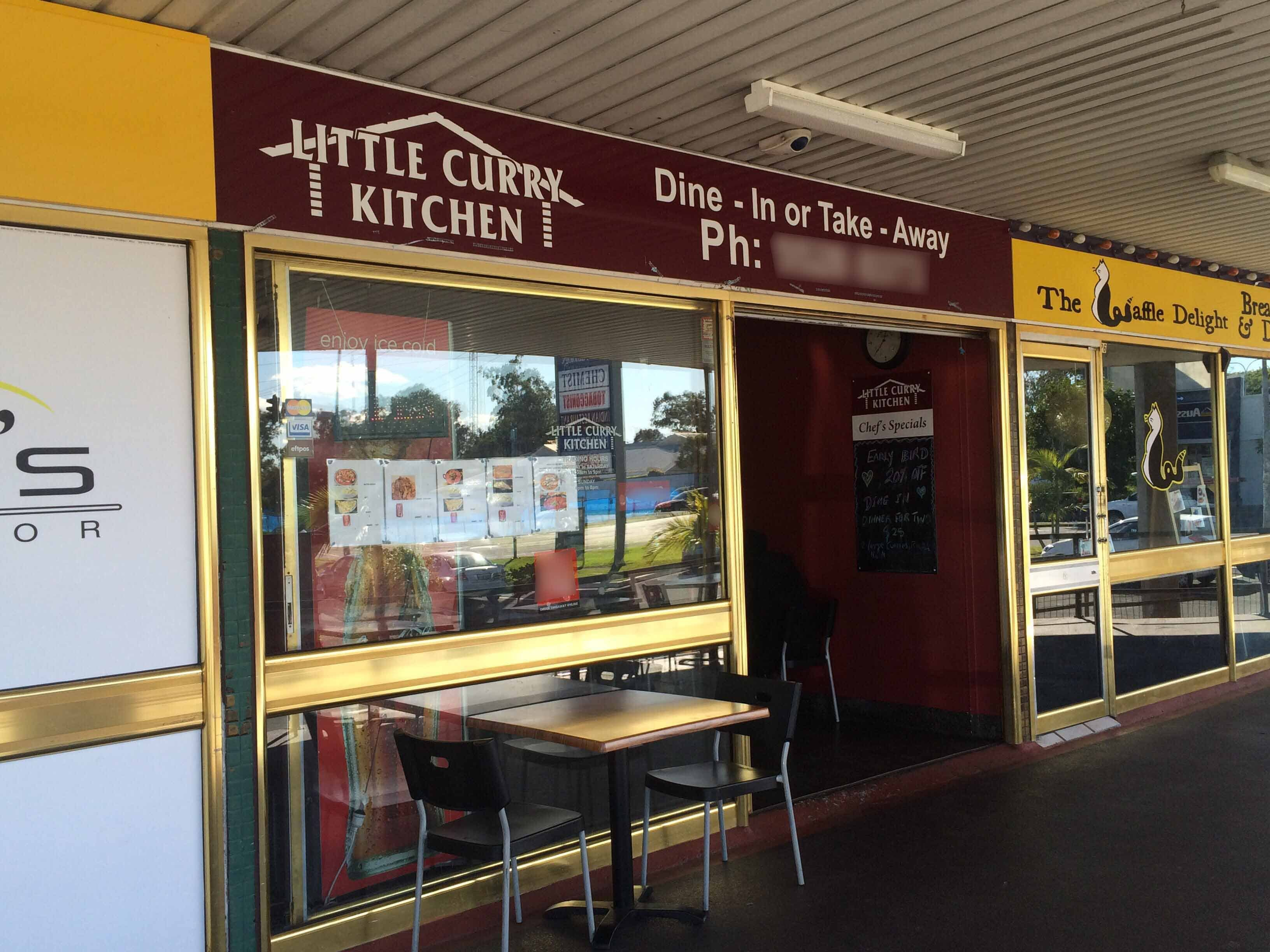 Little Curry Kitchen - Tourism Bookings