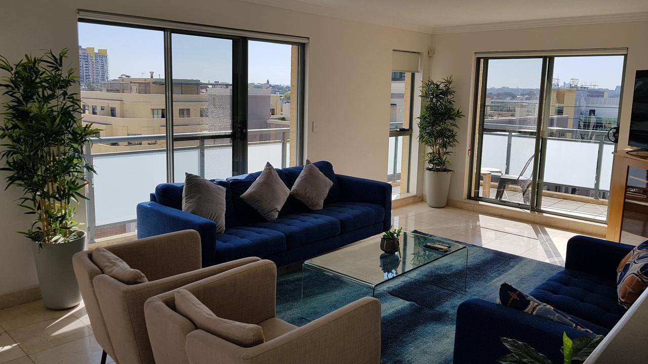 Liv Arena Apartments Darling Harbour Pyrmont