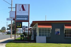 Ardeanal Motel - Tourism Bookings