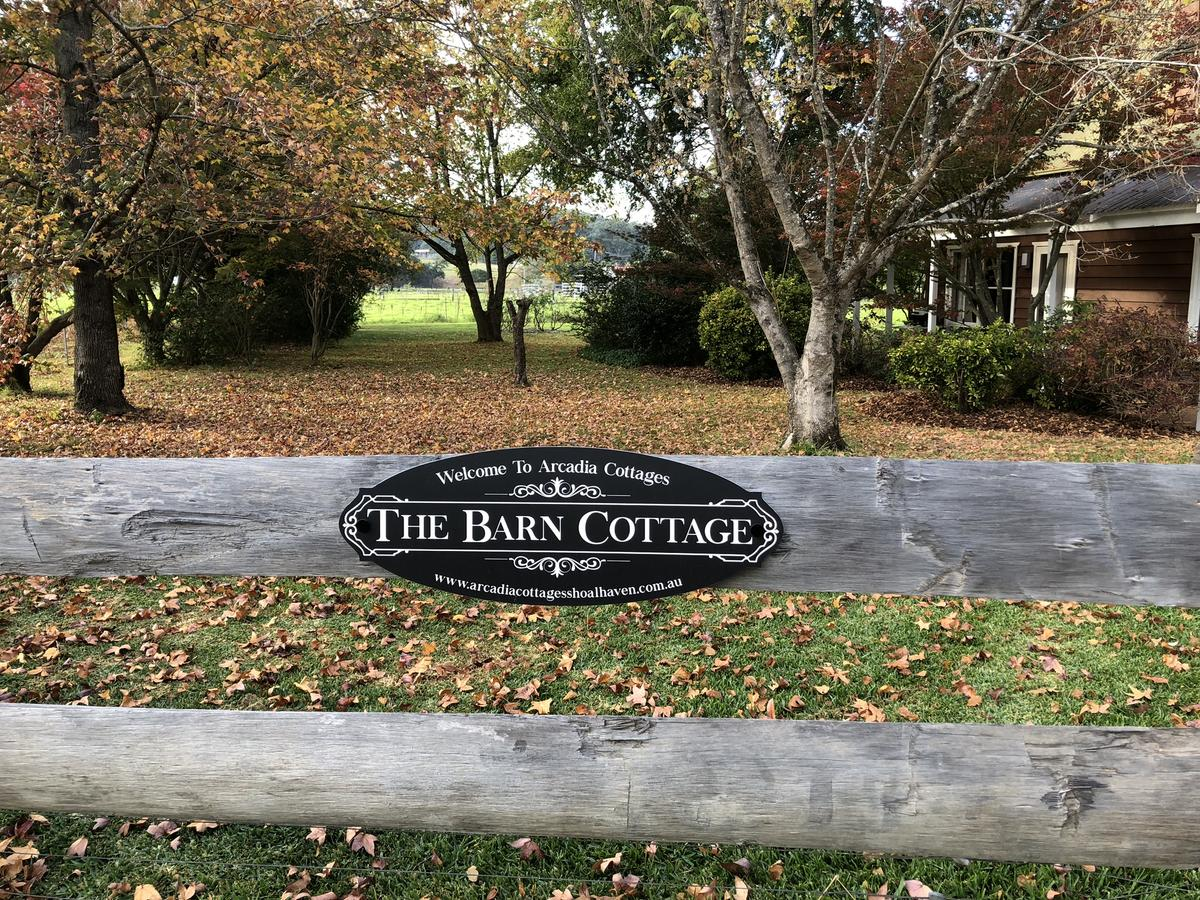 Arcadia - The Barn Cottage  Rosehill Cottage - Tourism Bookings