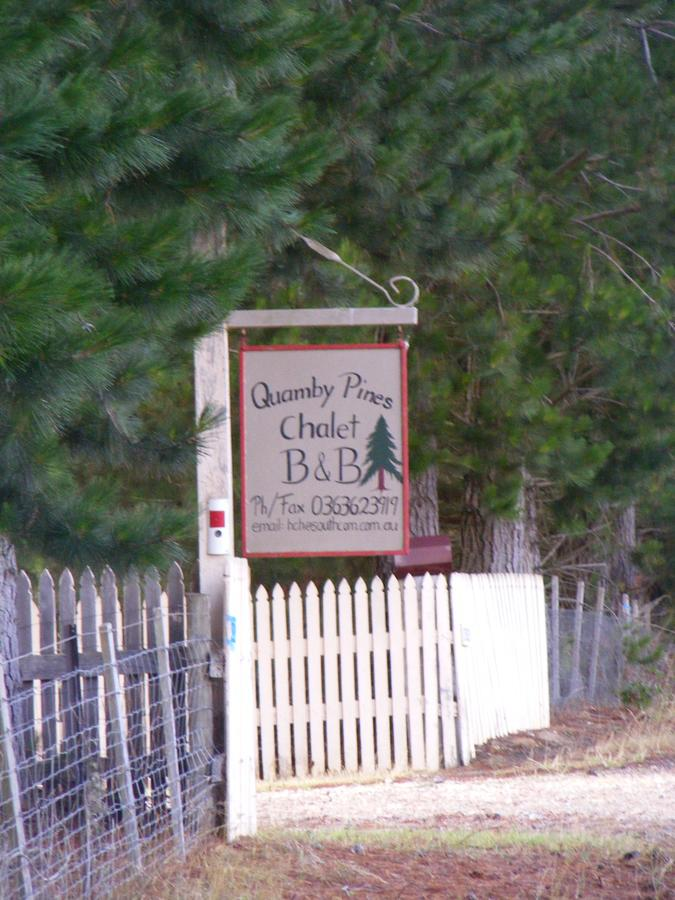 Quamby Pines Chalet - Tourism Bookings